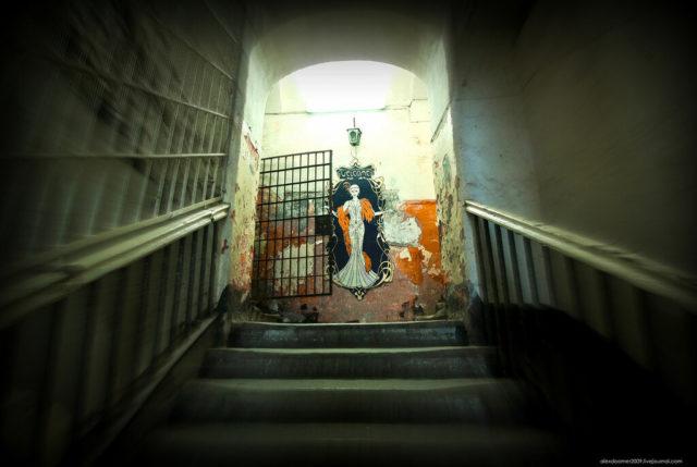The main staircase. Author: Alexey Grachev | LiveJournal @alexdoomer2009