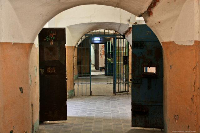 Some prison cells. Author: Alexey Grachev | LiveJournal @alexdoomer2009