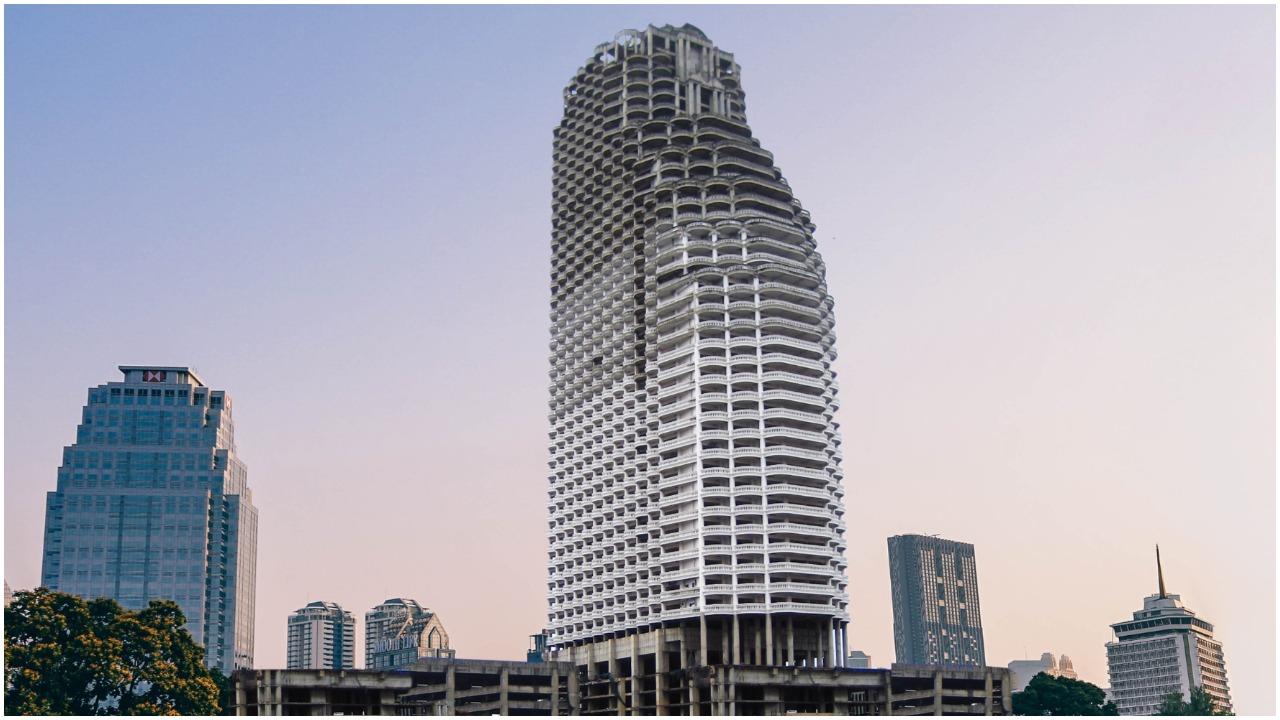 Sathorn Unique skyscraper