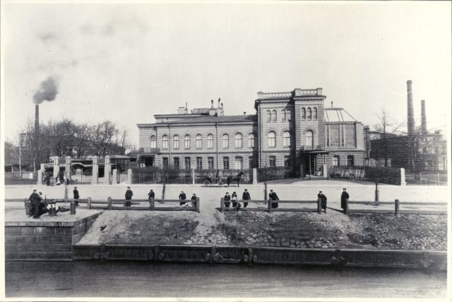 Mansion in St Petersburg