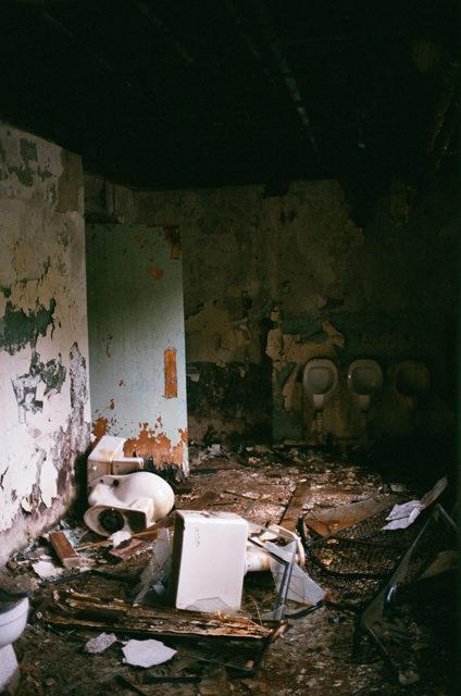 Inside boys' room. Author: Gin Minsky | www.GinMinsky.com