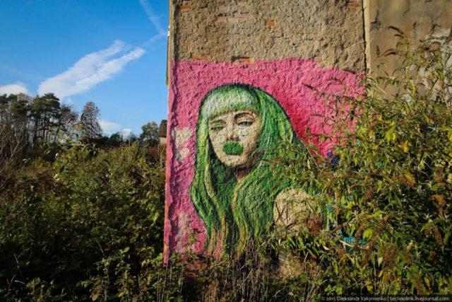 Graffiti. Author: Alexander | Livejournal @technolirik