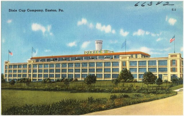 The Mebane Greeting Card Co., Wilkes-Barre, PA – Public domain