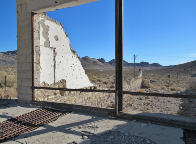 Porter Brothers Store Ruins. Author: John Schrantz | Flickr @mytravelphotos