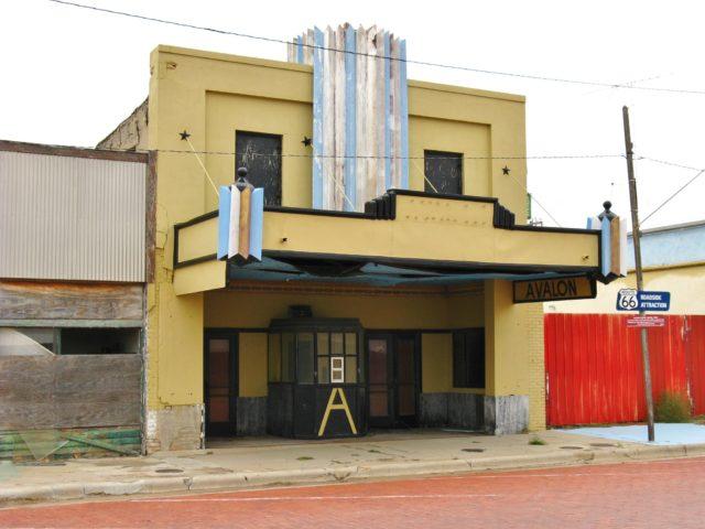 The Avalon Theater. Author: John Schrantz | Flickr @mytravelphotos