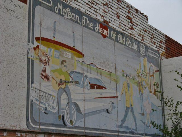 McLean, The Heart of Old Route 66. Author: John Schrantz | Flickr @mytravelphotos