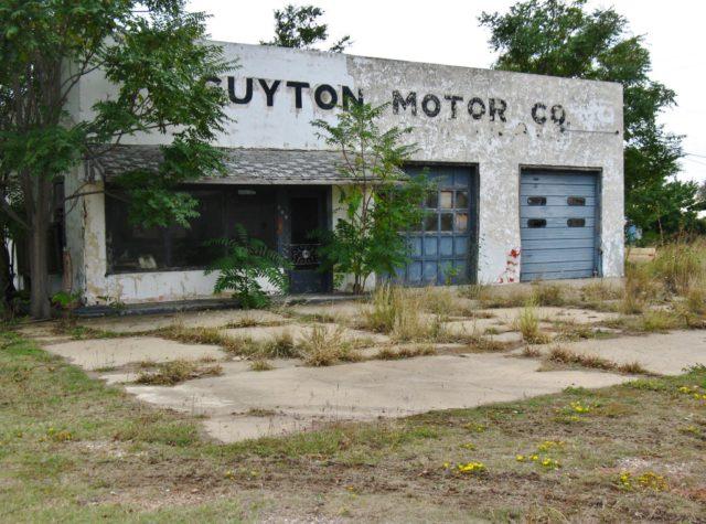 Guyton Motor Co. Author: John Schrantz | Flickr @mytravelphotos