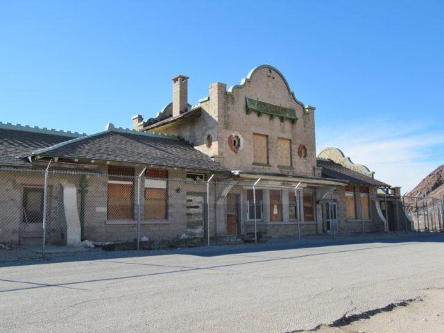 Las Vegas & Tonopah Depot. Author: John Schrantz | Flickr @mytravelphotos