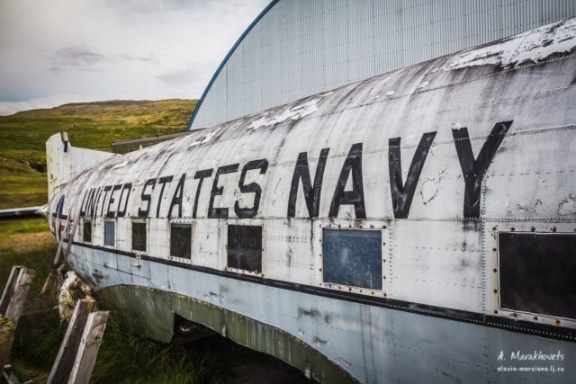 C-47 converted for navy use Author: Marakhovets Alexey – Instagram @alexio.marziano
