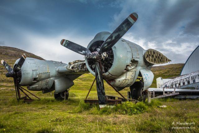 C-47 converted for navy use. Author: Marakhovets Alexey – Instagram @alexio.marziano