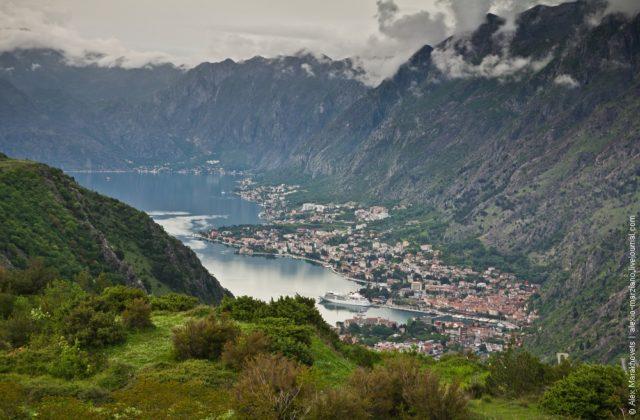 Kotor city view. Author: Marakhovets Alexey – LiveJournal @alexio-marziano