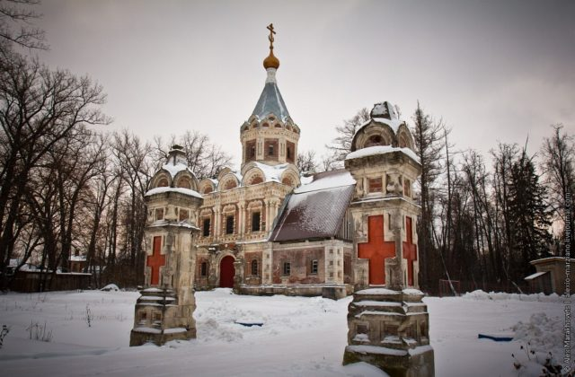 The church. Author: Marakhovets Alexey – LiveJournal @alexio-marziano