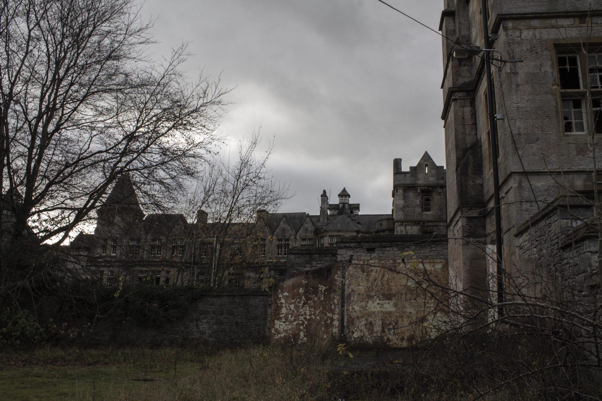 Denbigh Mental Asylum North Wales Hospital 24 Abandoned Spaces