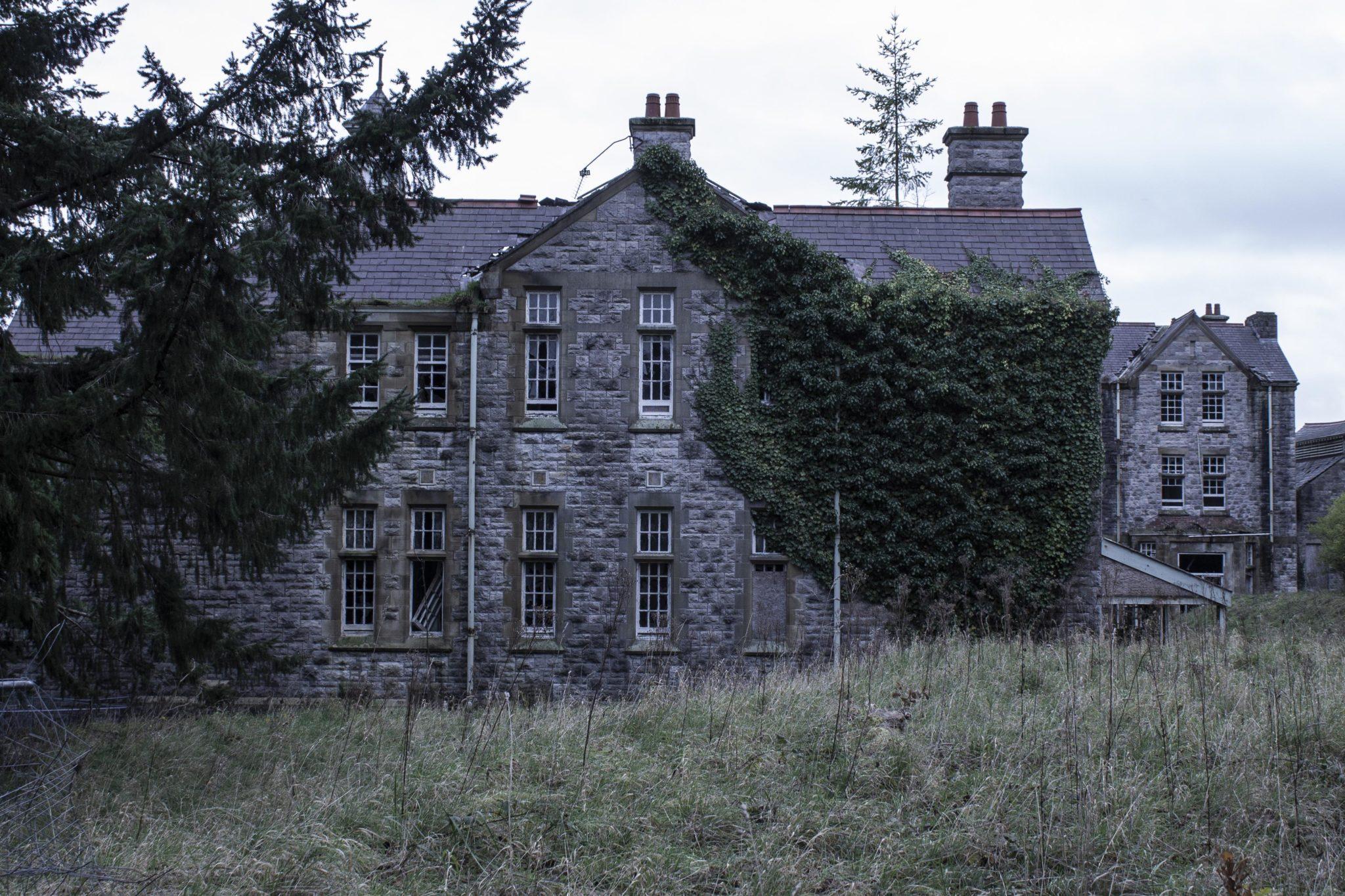 Denbigh Mental Asylum North Wales Hospital 6 Abandoned Spaces