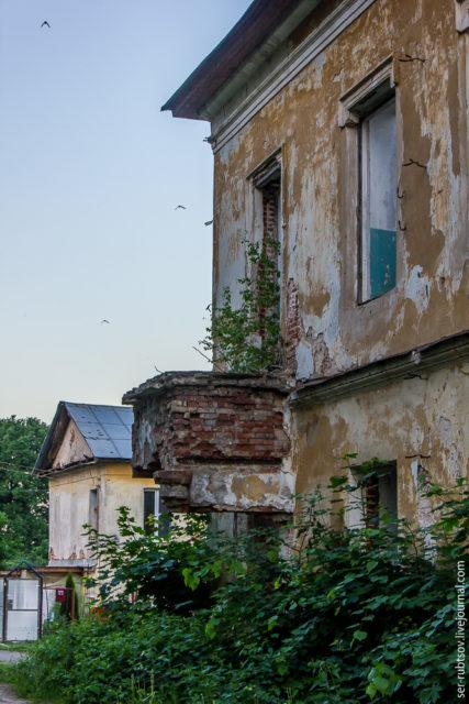 Balcony. Author: Sergey Rubtsov – LiveJournal @ser-rubtsov