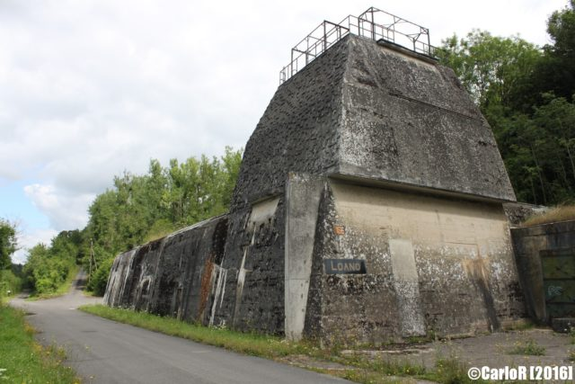 Loano bunker. Author: CarloR – sightraider.com