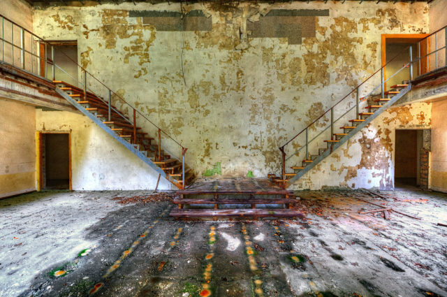 Abandoned: Author: DetKan – Flickr @sigkan