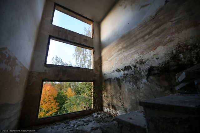 View from one of the apartments. Author: Alex Technolirik – LiveJournal @technolirik