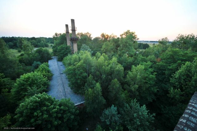 The view from the roof. By Alex Technolirik – LiveJournal @technolirik