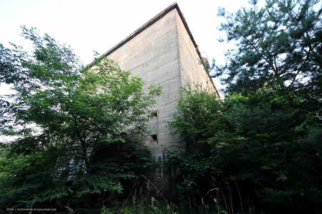 """Aboveground bunker from the Third Reich – """"Goering Tower"""". By Alex Technolirik – LiveJournal @technolirik"""