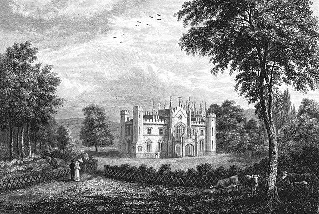 Cambusnethan Priory 1830