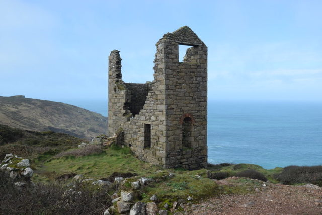 Wheal Edward. By Newage, Flickr @newage2