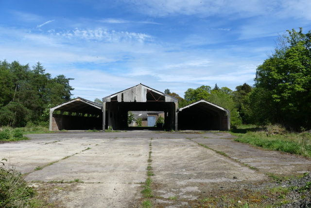 Abandoned farm buildings. By Barry Ferguson, Flickr @lairig