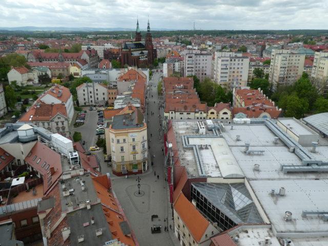 Modern-day Legnica, Poland. (Photo Credit: Andrzej19/Wikimedia Commons)