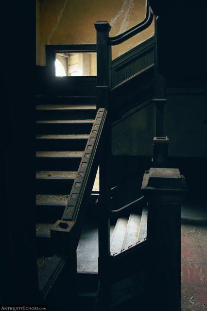 Staircase in Bennett College